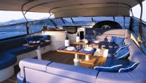 SUNDAY - Aft Deck Seating