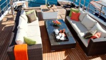 SUNNY HILL -  Aft Deck