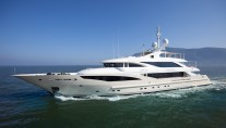 SUPERYACHT BELLE ANNA BY ISA YACHTS