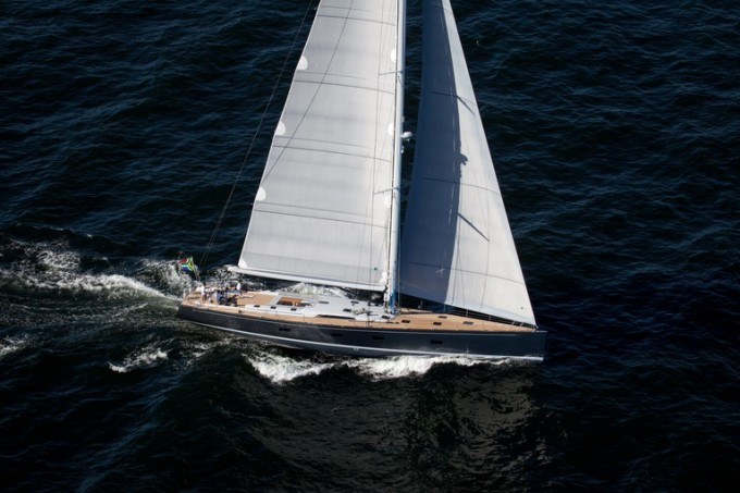 Sailing Yacht WINDFALL