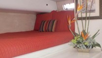 SWISH - Port aft guest cabin