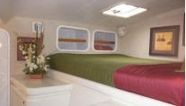 SWISH - Port forward guest cabin