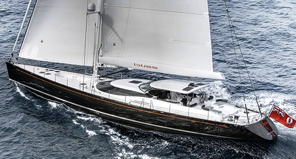 Sailing yacht�BLISS