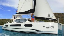 Sailing catamaran GRAND CRU