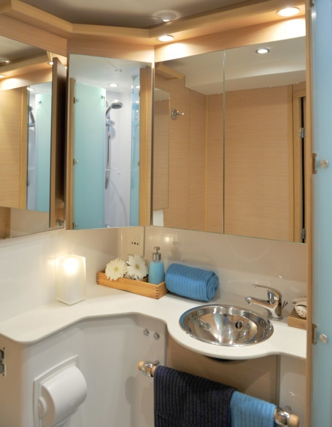 SY OMBRE BLU - Ensuite 2