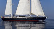 Sailing Yacht ORION (Ex Sapphire)