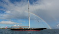 Sailing Yacht Rainbow