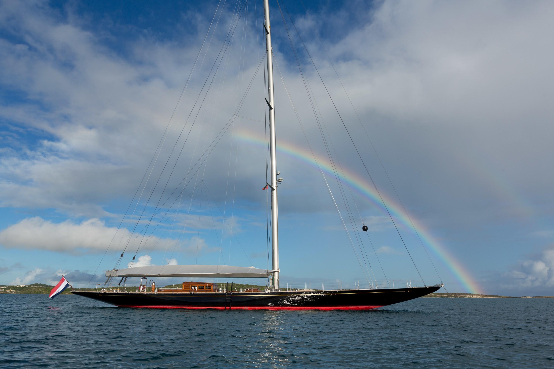 Sailing Yacht Rainbow - a Holland Jachtbouw Superyacht