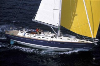 SY SEA STAR - Sailing