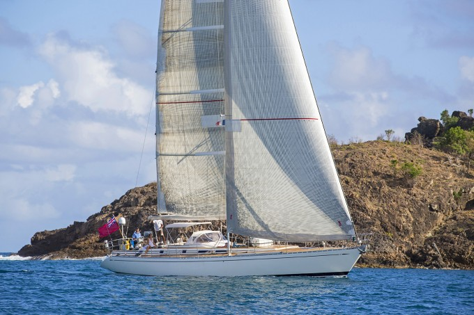Sailing yacht SIMPLE HARMONY