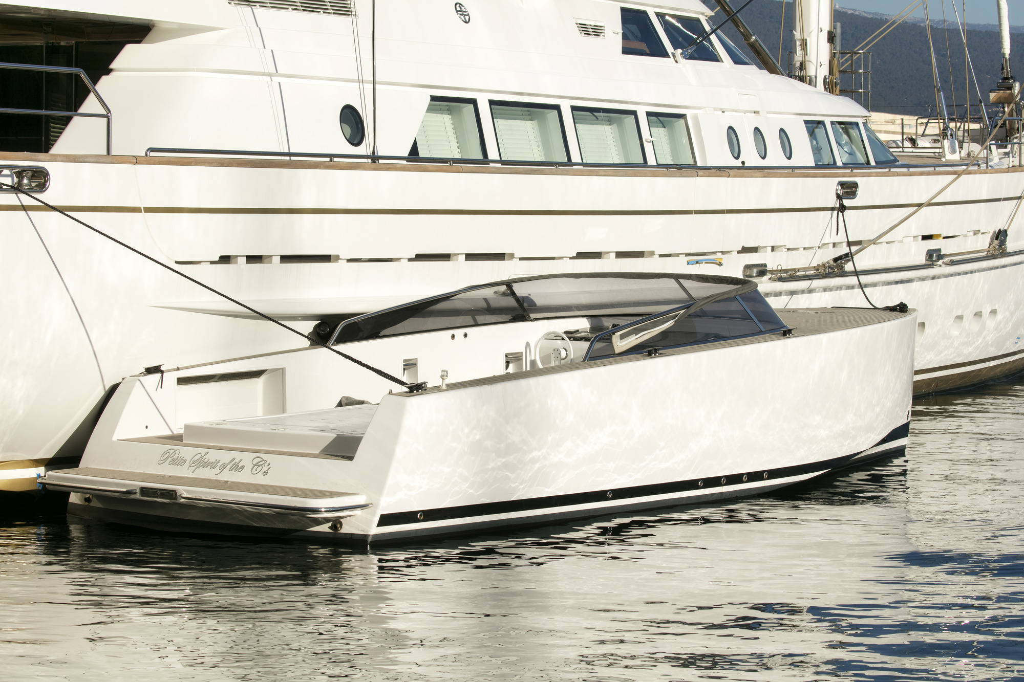 spirit of the cs yacht charter details  luxury mediterranean yacht charter