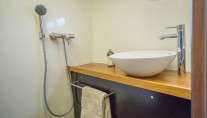 SY WILD CAT - Ensuite sink