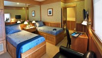 Safari Explorer - Stateroom Twin