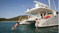 Sail Cat MAVERICK -  Fun on Charter