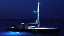 Sail Yacht AIYANA -  At night