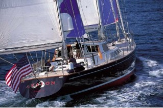 Sail Yacht AVALON -  Sailing