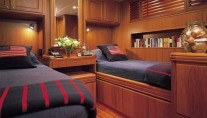 Sail Yacht AVALON -  Twin Cabin