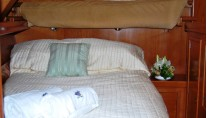 Sail Yacht COCONUT -  Starboard Cabin
