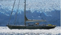 Sail Yacht DHARMA -  At Anchor