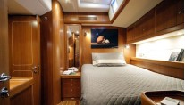 Sail Yacht DHARMA -  Single Cabin