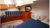 Sail Yacht ELEFTHERIA -  Guest Cabin