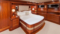 Sail Yacht HYPERION -  Master Cabin