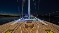 Sail Yacht INFINITY -  On Deck