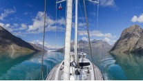Sail Yacht INFINITY -  Panoramic View