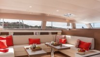 Sail Yacht LEO -  Salon Seating