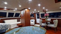 Sail Yacht MILO -  Salon View 2