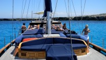Sail Yacht MONTECRISTO -  Forward Seating