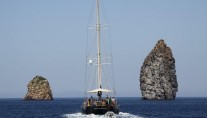 Sail Yacht MONTECRISTO -  On Chater in Sicily