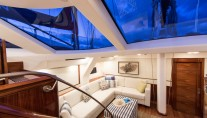 Sail Yacht PENELOPE -  Lower Salon