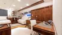 Sail Yacht PENELOPE -  Master Cabin Office