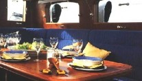 Sail Yacht SAPPHIRE -  Dining