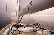 Sail Yacht TWILIGHT -  Flybridge