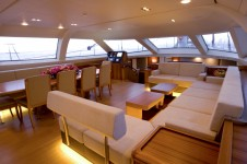 Sail Yacht TWILIGHT -  Salon