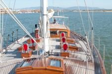 Sail Yacht WINDROSE -  Deck