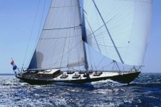 Sail Yacht WINDROSE -  Main