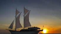 Sail Yacht ZEN -  At Sunset