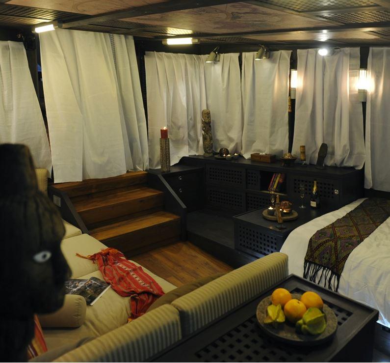 Sail Yacht ZEN -  Master Cabin