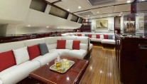Sail yacht ALLURE -  Lower Salon 2
