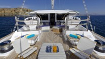 Sail yacht ALLURE -  Main Deck