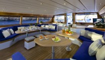 Sail yacht ALLURE -  Salon Seating