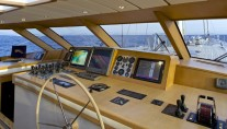 Sail yacht ALLURE -  Wheelhouse