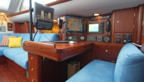 Sail yacht BILLY BUDD -  Charter Table