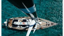 Sail yacht BILLY BUDD -  Deck From Above