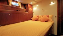 Sail yacht BILLY BUDD -  Guest Cabin