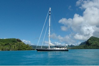 Sail yacht BILLY BUDD -  Profile