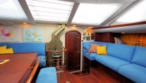 Sail yacht BILLY BUDD -  Salon